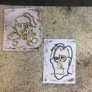 Mo & Gerard Pams Lab